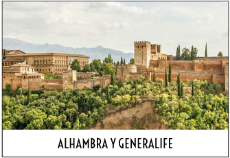 Excursión a la Alhambra de Granada