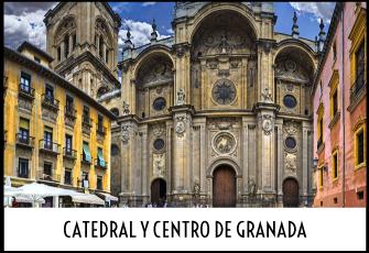 Excursión a la Catedral y el centro de Granada